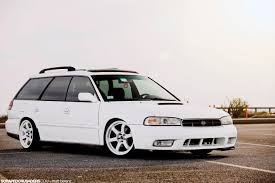 subaru legacy stance outback