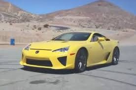 lexus supercar commercial videos lexus lfa gets a tribute takes paul walker for a ride