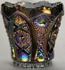 imperial carnival glass toothpick holder collectors weekly