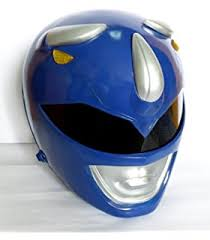amazon wearable blue mighty morphin power rangers cosplay
