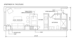 layout apartment decor studio apartments design layout one room apartment floor plan