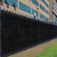 Outdoor Patio Windscreen by 4 U0027 6 U0027 Heigh Fence Privacy Wind Screen Mesh Windscreen Fabric Shade