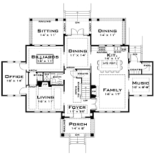 100 Colonial Floor Plans The North Carolina Colonial House