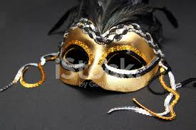 black and gold mardi gras gold and black mardi gras mask with feathers stock photos