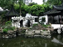 chinese garden decor design image on brilliant home style about