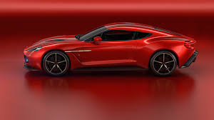 aston martin vanquish 2016 aston martin vanquish zagato concept business insider
