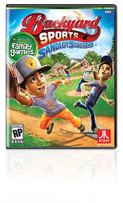 backyard sports video games home design