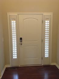 shutters for door side windows home decor pinterest doors