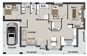 3 bedroom home plans 3 bedroom home design plans endearing 3 bedroom house plans home