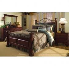 Wood And Iron Bedroom Furniture Wood And Wrought Iron Bedroom Sets Foter