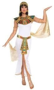 Egypt Halloween Costumes Egyptian Goddess Deluxe Cleopatra Costume Themed