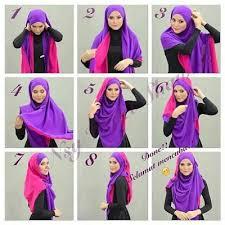 tutorial hijab resmi 37 tutorial hijab pesta paling menarik dan simple top indonesia