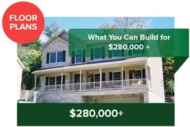 Build On Your Lot Floor Plans Designing A Home Selecting A Lot Style