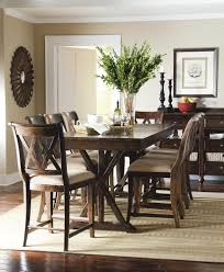 fascinating 9 piece counter height dining room sets gallery 3d pub table with trestle shape by legacy classic wolf and gardiner dining tables 9 piece