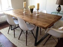 Industrial Style Bench Best 25 Industrial Dining Tables Ideas On Pinterest Style Room The