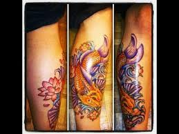 koi fish dragon tattoo time lapse youtube