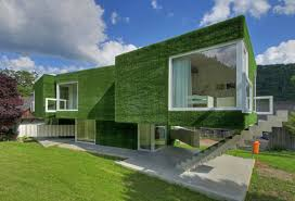Green Homes by The Mysterious Lawn Home Of Frohnleiten Austria Homes And Hues