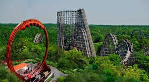 Six Flags Address Nj Six Flags Great Adventure Announces New Looping Coaster And Bigger