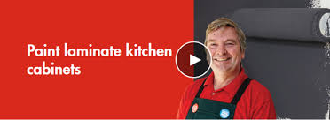how to paint laminate kitchen cabinets bunnings how to diy paint kitchen cupboards hit the builder s
