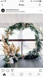 wedding arches south wales greenery floral arch white and indoor wedding ideas by allen