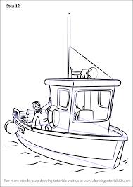 learn draw charlie jones u0027 boat fireman sam fireman