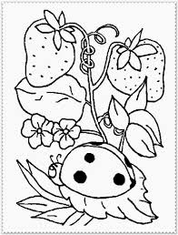 coloring pages to print spring spring coloring page with pages sunny garden free and full printable