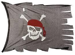 Pirate Flags For Sale Amazon Com Cotton Creepy Cloth Pirate Flag Decoration Toys U0026 Games