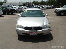 used 2006 buick lacrosse cx wichita ks carbanc auto sales