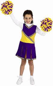 Cute Cheerleading Costumes Halloween Cheerleader Costume Kids Cheerleading Kids
