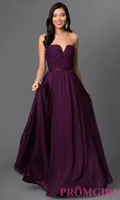 violet bridesmaid dresses purple dresses strapless purple bridesmaid dress promgirl