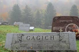 halloween headstones grave digging halloween patricia j angus