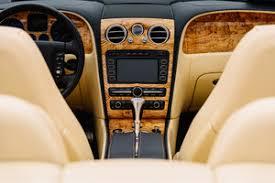 Brown Car Interior A Closeup Of A Modern Car Interior The Dashboard This Is The