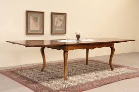 table with slide out leaves kitchen the goliath table expandable dining table for small spaces