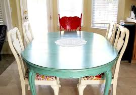 colorful dining table incredible painted dining furniture colorful dining tables turquoise