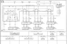 wiring diagram mazda 323 bg wiring diagram