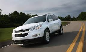 2018 chevrolet traverse redline 2009 chevrolet traverse first drive review reviews car and
