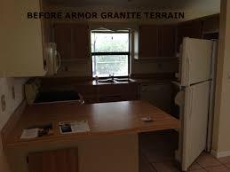 epoxy kitchen countertop refinishing kits armor garage
