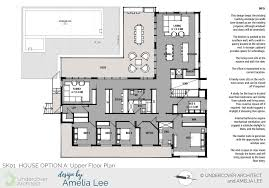 fix your floor plan archives design by amelia lee option a upper floor plan keeps the existing building envelope so external walls have stayed as per current proposal but windows and doors have changed
