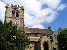 St Mary's Church, Nether Alderley