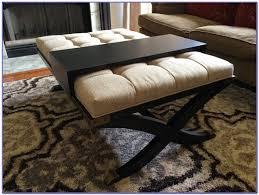 Coffee Table Ottoman Combo Ottoman And Coffee Table Combo Coffee Table Home Furniture