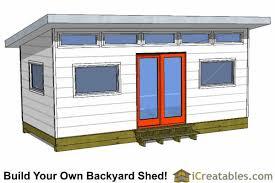 modern studio plans 10x20 modern studio shed plans