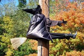 Halloween Decorations For Outdoor Trees by Last Minute U0026 Super Scary Diy Outdoor Halloween Decorations