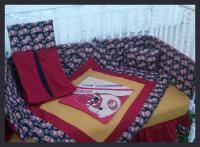 49ers Crib Bedding San Francisco 49ers Crib Bedding Set