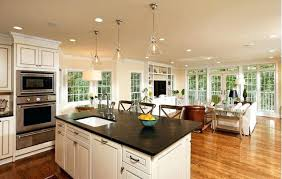open kitchen and living room floor plans open concept kitchen living room floor plans decorate small