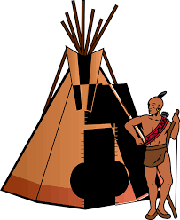 free vector graphic tent teepee home thanksgiving free image