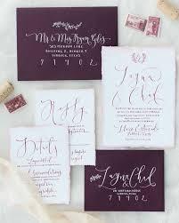 wedding invitation calligraphy weddings brush nib studio painting lettered