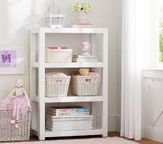 Bookshelf 3 Shelf Parsons 3 Shelf Bookcase Pottery Barn Kids