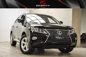 lexus service records by vin 2013 lexus rx 350 stock 417587 for sale near sandy springs ga