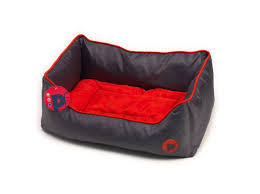tough dog beds outdoor paws petface