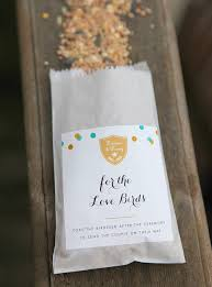 wedding seed favors bird seed wedding favors weddings ideas from evermine